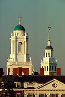 Eliot & Lowell towers, Harvard, Cambridge, MA