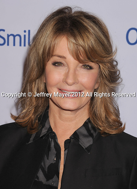 BEVERLY HILLS, CA - SEPTEMBER 28: Diedre Hall attends Operation Smile's 30th Anniversary Smile Gala - Arrivals at The Beverly Hilton Hotel on September 28, 2012 in Beverly Hills, California.