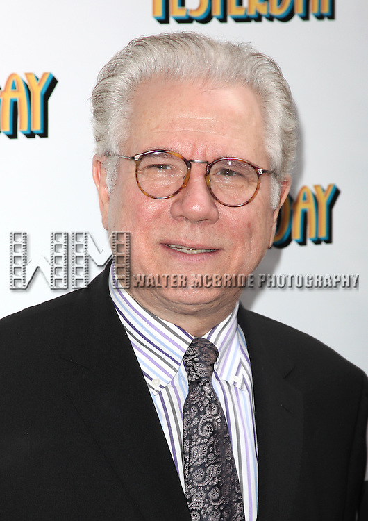 John Larroquette.attending the Broadway Opening Night Performance for 'Born Yesterday' in New York City.
