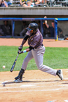 Quad Cities River Bandits outfielder Yordan Alvarez (39) during a Midwest League game against the Beloit Snappers on June 18, 2017 at Pohlman Field in Beloit, Wisconsin.  Quad Cities defeated Beloit 5-3. (Brad Krause/Krause Sports Photography)