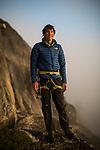 Climber Alex Honnold