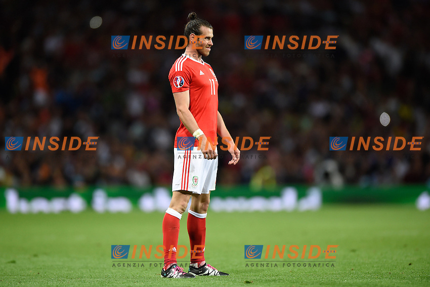 Gareth Bale (wal) <br /> Toulouse 20-06-2016 Stade de Toulouse Football Euro2016 Russia - Wales / Russia - Galles Group Stage Group B. Foto Thierry Breton / Panoramic / Insidefoto