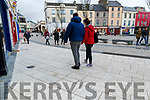 New non slip surface in the square Tralee