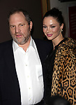 Harvey Weinstein &amp; Georgina Chapman arriving for the Opening Night Performance of WEST SIDE STORY at the Palace Theatre in New York City.<br />