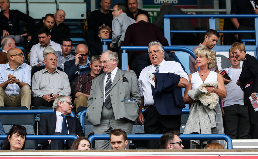 Blackburn Rovers' directors box<br /> <br /> Photographer Andrew Kearns/CameraSport<br /> <br /> The EFL Sky Bet Championship - Blackburn Rovers v Bolton Wanderers - Monday 22nd April 2019 - Ewood Park - Blackburn<br /> <br /> World Copyright © 2019 CameraSport. All rights reserved. 43 Linden Ave. Countesthorpe. Leicester. England. LE8 5PG - Tel: +44 (0) 116 277 4147 - admin@camerasport.com - www.camerasport.com