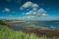 Belhaven Bay and the John Muir Way, Dunbar, East Lothian