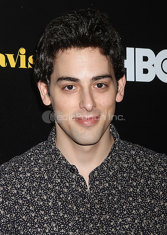 NEW YORK, NY - FEBRUARY 24:   Jackson Harris at the New York premiere of HBO Documentary Films' 'Mavis!', the documentary about Rock and Roll Hall of Famer and 2016 Grammy winner Mavis Staples in New York, New York on February 24, 2016.  Photo Credit: Rainmaker Photo/MediaPunch