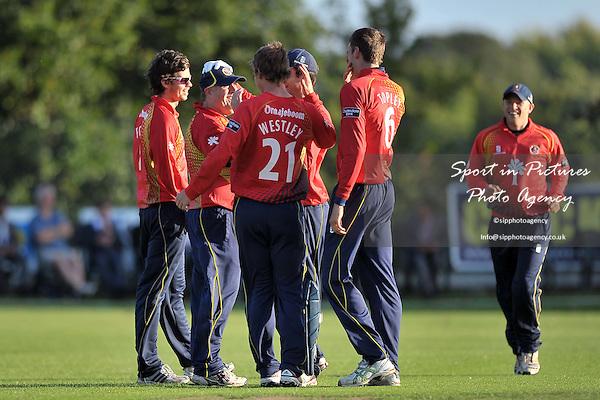 Wanstead and Snaresbrokk CC Vs Essex CC. James Foster Benefit Match. Wanstead Cricket Club. 11/09/2011. MANDATORY Credit Sportinpictures/Garry Bowden - NO UNAUTHORISED USE - 07837 394578