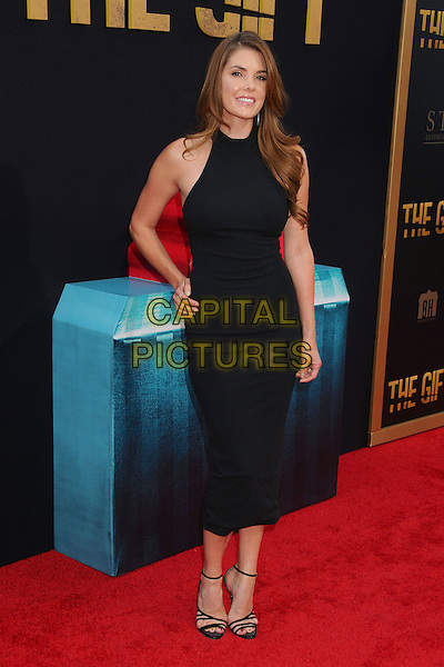 30 July 2015 - Los Angeles, California - Nikki Moore. &quot;The Gift&quot; Los Angeles Premiere held at Regal Cinemas LA Live.  <br /> CAP/ADM/BP<br /> &copy;Byron Purvis/AdMedia/Capital Pictures