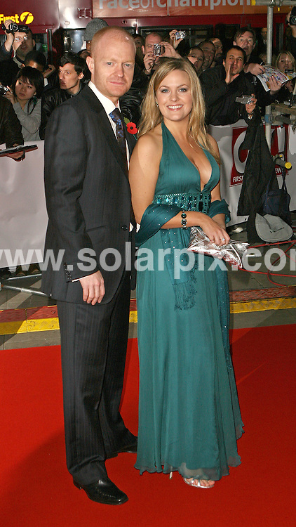 **ALL ROUND PICTURES FROM SOLARPIX.COM**.**WORLDWIDE SYNDICATION RIGHTS**.Guests attend the National Television Awards at the Royal Albert Hall, Kensington, London. 31st October 2007..This pic: Guests..JOB REF: 5247 SSD     DATE: 31_10_2007.**MUST CREDIT SOLARPIX.COM OR DOUBLE FEE WILL BE CHARGED* *UNDER NO CIRCUMSTANCES IS THIS IMAGE TO BE REPRODUCED FOR ANY ONLINE EDITION WITHOUT PRIOR PERMISSION*