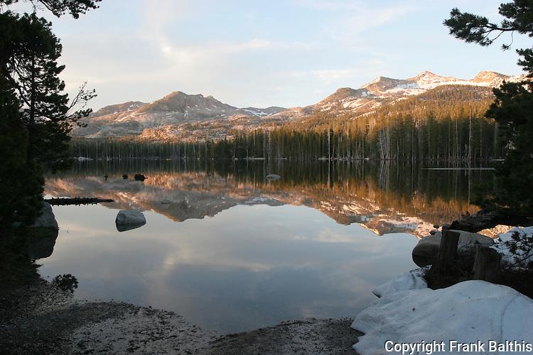 Wright's Lake