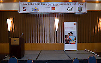 Bay Area College Football Media Day/Luncheon at the Hotel Nikko in San Franciscofor Kraft Flight Hunger Bowl on July 30.2012. ( Photo by Norbert von der Groeben ) .