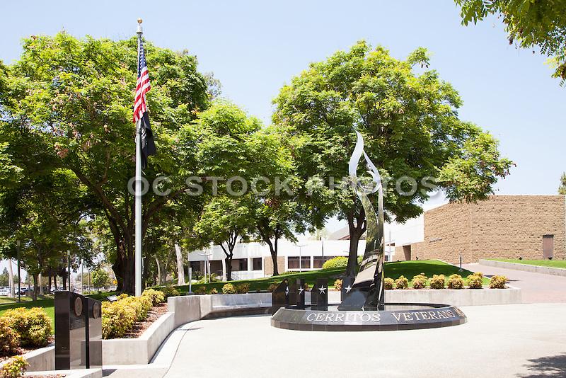 Veterans Memorial at Cerritos Civic Center
