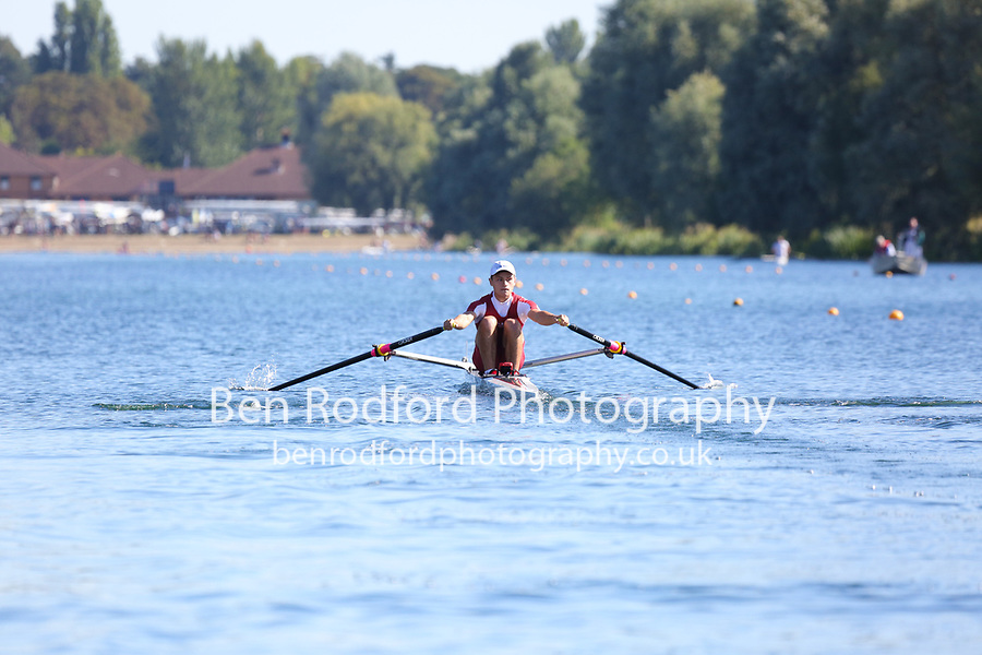 Race: 22  J14.1x  Heat 1<br /> <br /> Peterborough Summer Regatta 2018 - Saturday<br /> <br /> To purchase this photo, or to see pricing information for Prints and Downloads, click the blue 'Add to Cart' button at the top-right of the page.