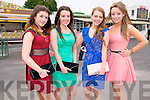 Listowel Races : Attending  Listowel Races on Sunday last were Aine Walsh, Laura Russell, Emma Russell & Claudia Scanlon.