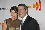 Gail Simmons (Top Chef - Just Desserts) & Andy Cohen ( Bravo's Executive Vice President of Original Programming hosts the 22nd Annual Glaad Media Awards honoring Ricky Martin (GH) & Russell Simmons on March 19, 2011 at the New York Marriott Marquis, New York City, New York. (Photo by Sue Coflin/Max Photos)