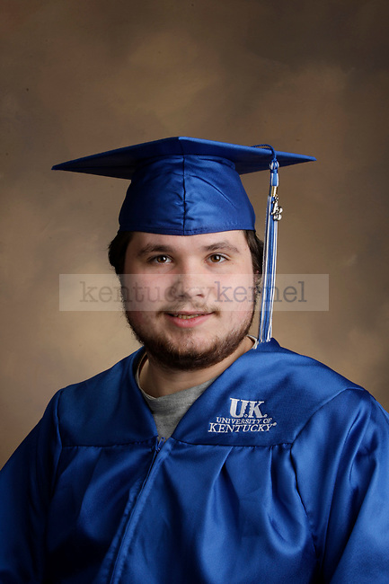 Neace, Anthony photographed during the Feb/Mar, 2013, Grad Salute in Lexington, Ky.