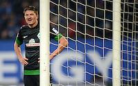 FUSSBALL   1. BUNDESLIGA   SAISON 2012/2013    19. SPIELTAG Hamburger SV - SV Werder Bremen                          27.01.2013 Aleksandar Ignjovski (SV Werder Bremen) ist enttaeuscht