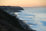 sunrise at South Carlsbad State Beach