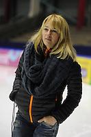 SCHAATSEN: HEERENVEEN: 30-01-14-2013, IJsstadion Thialf, Training Topsport, Marianne Timmer, ©foto Martin de Jong