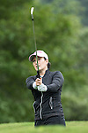 Rebecca Artis of Australia tees off during Round 1 of the World Ladies Championship 2016 on 10 March 2016 at Mission Hills Olazabal Golf Course in Dongguan, China. Photo by Victor Fraile / Power Sport Images