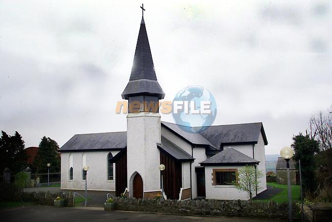 Bellewstown Church..Picture: Arthur Carron/Newsfile
