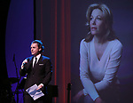 Jason Danieley during the Celebrate the Life of Marin Mazzie Memorial Service at the Gershwin Theatre on October 25, 2018 in New York City.