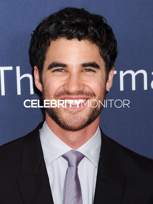 "NEW YORK CITY, NY, USA - MAY 12: Darren Criss at the New York Screening Of HBO's ""The Normal Heart"" held at the Ziegfeld Theater on May 12, 2014 in New York City, New York, United States. (Photo by Celebrity Monitor)"