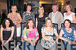 LEAVING PARTY: Sarah O'Mahony of the Tralee branch of Kerry Parents and Friends who is moving to the Listowel branch at her Leaving party in the Cooperage Restaurant on Friday seated l-r: Evelyn Casey Dowling, Maria Griffin, Sarah O'Mahony and Noreen Fay. Back l-r: Breda Foran, Madeline Kearney, Mary Mangan, Jim Gallagher and Trisha Healy.   Copyright Kerry's Eye 2008