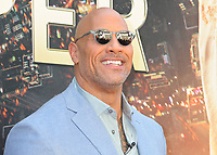 NEW YORK, NY - JULY 10: Actor, Wrestler and Producer Dwayne Johnson attend the 'Skyscraper' New York premiere at AMC Loews Lincoln Square on July 10, 2018 in New York City.  <br /> CAP/MPI/JP<br /> &copy;JP/MPI/Capital Pictures