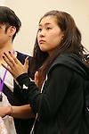 Kanako Murakami,APRIL 20, 2013 : The Building up Team Japan 2013 for Sochi at Ajinomoto NTC, Tokyo, Japan. (Photo by AFLO SPORT)