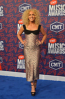 NASHVILLE, TN - JUNE 5: Kimberly Schlapman attends the 2019 CMT Music Awards at Bridgestone Arena on June 5, 2019 in Nashville, Tennessee. (Photo by Tonya Wise/PictureGroup)
