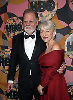 05 January 2020 - Beverly Hills, California - Taylor Hackford, Helen Mirren. 2020 HBO Golden Globe Awards After Party held at Circa 55 Restaurant in the Beverly Hilton Hotel. Photo Credit: FS/AdMedia