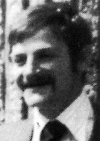 Tommy Tolan, aka Tommy Toddler Tolan, 31 years, married, West Belfast, N Ireland, well known Provisional IRA figure and associate of Sinn Fein president, Gerry Adams. Tolan was one of 4 men to die on the same day, 27th July 1977, in a feud between the Provisional IRA and the Official IRA. 19770727001TT.<br /> <br /> Copyright Image from Victor Patterson, 54 Dorchester Park, Belfast, UK, BT9 6RJ<br /> <br /> t1: +44 28 9066 1296 (from Rep of Ireland 048 9066 1296)<br /> t2: +44 28 9002 2446 (from Rep of Ireland 048 9002 2446)<br /> m: +44 7802 353836<br /> <br /> victorpattersonbelfast@gmail.com<br /> victorpatterson@me.com<br /> <br /> www.victorpatterson.com<br /> <br /> Please see my Terms and Conditions of Use at https://www.victorpatterson.com/page2<br /> It is IMPORTANT that you familiarise yourself with them.<br /> <br /> Images used on the Internet incur an additional cost and must be visibly watermarked i.e. © Victor Patterson within the body of the image and copyright metadata must not be deleted. Images used on the Internet have a size restriction of 4kbs and are chargeable at rates available at victorpatterson.com.<br /> <br /> This image is available only for the use of the download recipient i.e. television station, newspaper, magazine, book publisher, etc, and must not be passed on to any third party. It is also downloaded on condition that each and every usage is notified within 7 days to victorpatterson@me.com<br /> <br /> The right of Victor Patterson (or the named photographer) to be identified as the author is asserted in accordance with The Copyright Designs And Patents Act (1988). All moral rights are asserted.