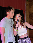 Chad Duell & Kristen Alderson - General Hospital at 15th Southwest Florida Soapfest 2014 Charity Weekend with a Bartending/Karaoke get together on May 26, 2104 at Porky's, Marco Island, Florida. (Photo by Sue Coflin/Max Photos)