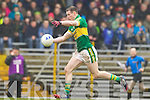 Mark Griffin, Kerry in action against   Tyrone in the fourth round of the National Football league at Fitzgerald Stadium, Killarney on Sunday.
