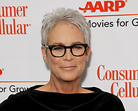 BEVERLY HILLS, CALIFORNIA - JANUARY 11: Jamie Lee Curtis attends AARP The Magazine's 19th Annual Movies For Grownups Awards at Beverly Wilshire, A Four Seasons Hotel on January 11, 2020 in Beverly Hills, California.   <br /> CAP/MPI/IS<br /> ©IS/MPI/Capital Pictures