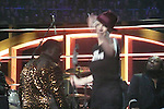 ROCK & ROLL HALL OF FAME CONCERT AT MADISON SQUARE GARDEN Annie Lennox,