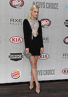 CULVER CITY, CA - JUNE 07: Jaime King at Spike TV's 'Guys Choice 2014' at Sony Pictures Studios on June 7, 2014 in Culver City, California. Credit: SP1/Starlitepics