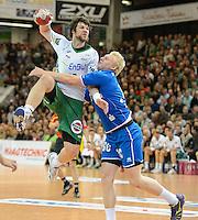 Handball 1. Bundesliga Herren 2011/12: Goeppingen - Gummersbach