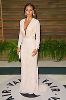 Jada Pinkett Smith arriving for the 2014 Vanity Fair Oscars Party, Los Angeles. 02/03/2014 Picture by: James McCauley/Featureflash
