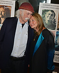 """David Crosby, Jan Dance 012 attends the Premiere Of Sony Pictures Classic's """"David Crosby: Remember My Name"""" at Linwood Dunn Theater on July 18, 2019 in Los Angeles, California."""