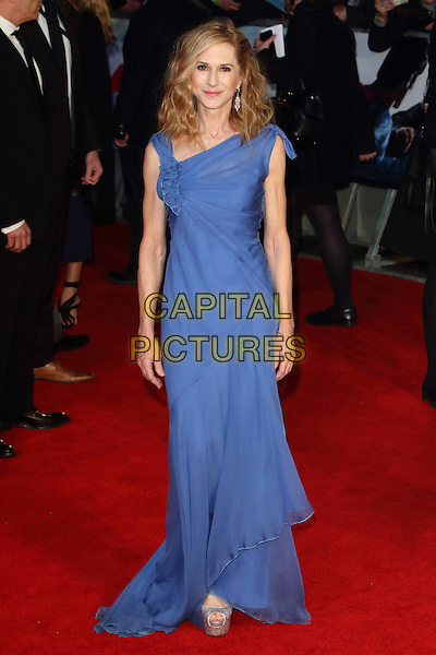 LONDON, ENGLAND - Holly Hunter at the European Premiere of Batman v Superman - the Dawn of Justice, Odeon Leicester Square, London on March 22nd 2016<br /> CAP/ROS<br /> &copy;Steve Ross/Capital Pictures