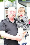 Michael Nolan and Calum Hough at the 2010 Beat on the Boyne...Photo NEWSFILE/Jenny Matthews.(Photo credit should read Jenny Matthews/NEWSFILE)....This Picture has been sent you under the condtions enclosed by:.Newsfile Ltd..The Studio,.Millmount Abbey,.Drogheda,.Co Meath..Ireland..Tel: +353(0)41-9871240.Fax: +353(0)41-9871260.GSM: +353(0)86-2500958.email: pictures@newsfile.ie.www.newsfile.ie.FTP: 193.120.102.198.