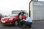 Bridgestones announce Avis Fleet service tyre contract..Photo: Newsfile/Fran Caffrey.