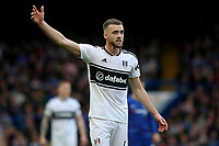Calum Chambers of Fulham during Chelsea vs Fulham, Premier League Football at Stamford Bridge on 2nd December 2018