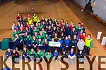 The Special Olympic Kerry Games at Cumann Iosaef on Saturday