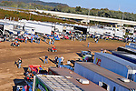 Oct 18, 2013; 5:23:09 PM; Portsmouth, OH ., USA; The 33rd Annual RED BUCK Dirt Track World Championship Presented by Borrowed Blue at Portsmouth Raceway Park, a $50,000-to-win event on the Lucas Oil Late Model Dirt Series.  Mandatory Credit: (thesportswire.net)