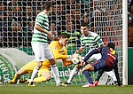 Fraser Forster saves from Alexis
