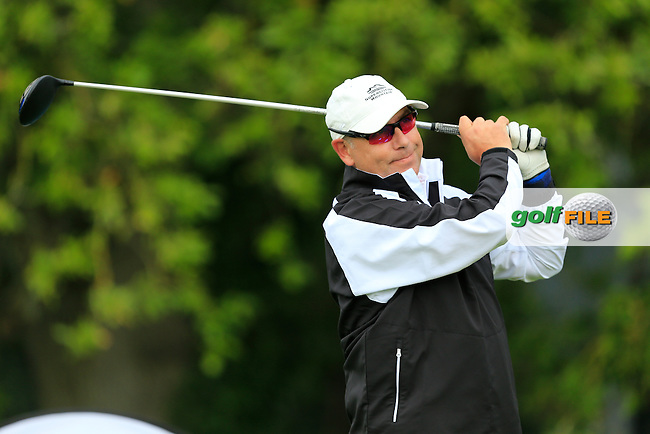 Mark McMurray (Knock) at the final of the AIG Senior Cup at the AIG Cups &amp; Shields National Finals, Carton House, Maynooth, Co Kildare.<br /> Picture Golffile | Fran Caffrey